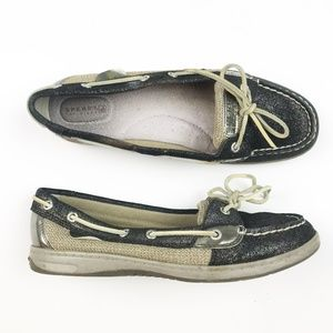 SPERRY Topsider | Angelfish Sparkle Boat Shoe